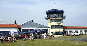 rugen airport