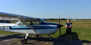 Frederik-pilot