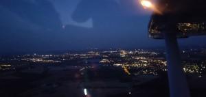 måneformørkelse i 7500 fod's højde